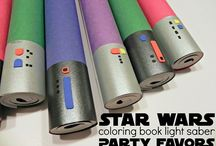Star Wars 5th bday