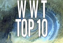 Bizarre / Content: Top 10 Videos about the next categories:      - Creepy     - Mysteries     -Weird Stuff