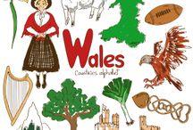Wales Țara Galilor