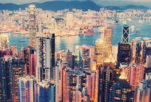 Hong Kong ❤️ / by Ashley Adams