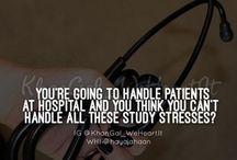 Heading towards medicine school ✨