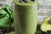 Health / Healthy food and smoothies
