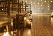 Z&K (lights and bright colors) / Modern wedding with lights and candles)