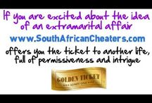 South African Cheaters – Married Dating South Africa – Have an Affair