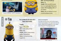 Minion Pictures and articles