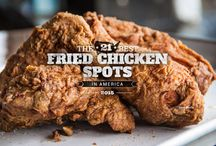 Fried Chicken / All of the best fried chicken you can get your hands on.  / by Thrillist