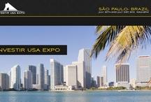 Investir USA Expo Brazil / www.InvestirUSAexpo.com