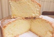 torta de maicena