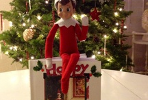Elf on the Shelf / by Stacey Lupu-Doak
