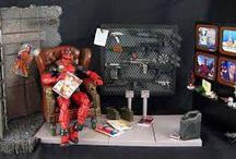 Yo quiero hacer un diorama como este