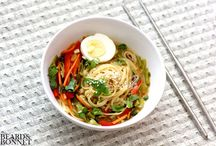 Favorite foods / Foods or recipes that I´ve tried - or would like to give a go.