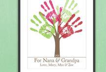 gifts for grandparents / by Kayla Maurer