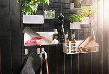 Outdoor / ABloopholes  #loopholes #AtelierBelge #organiser #display #wall