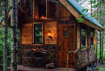 wood prayer house