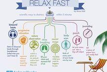 relax destress keep calm