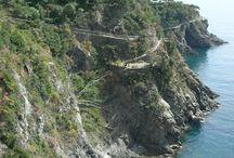 Le Cinque Terre in Liguria