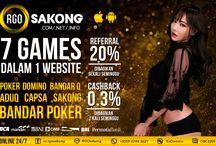 RGO Sakong / Agen Judi Sakong Online Indonesia Terpercaya
