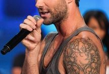 // Adam Levine // / Lead singer of Maroon 5.