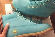 Turquoise Shoes & Boots