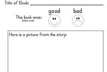 Literacy ideas.