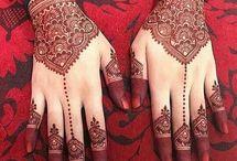 mehndi or henna