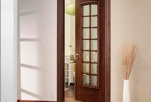 camlı oda kapisi