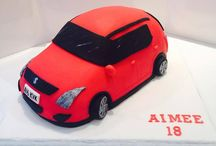 Edible cars / Would love to take one of these for a test drive! Yum!