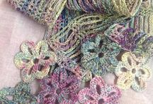 Knitting and Crocheting Ideas / by Nina Breeding