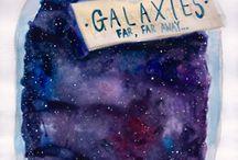∙ • ● Cosmos
