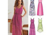 Cute dress pattern,