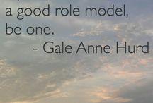 Role model for women