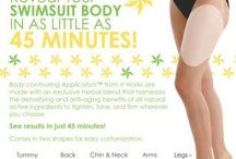 it works...tighten tone and firm / by Kathy Cain-Espeland