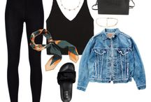 Airport outfits ✈