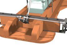 steering wheel & suspension system