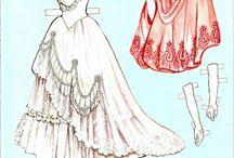 figuras para vestir