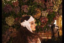 Autumn Bridal Beauty / Autumn beauty photo shoot