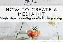 Blogging: Media Kits
