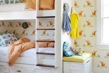 Kids Rooms / by Lauren Ford