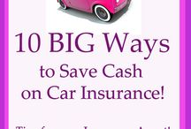 Auto Insurance Helpful Tips