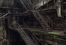 Abandoned Areas
