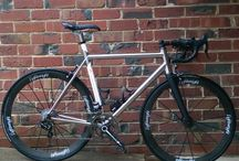 Metal Road Bikes with Campy