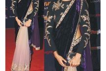 Anushka Sharma Saree