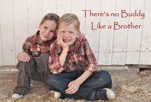 Boys / by Melinda Frasier-Brennan