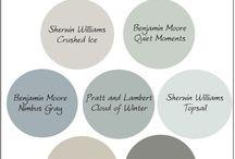 Home Colour Palates