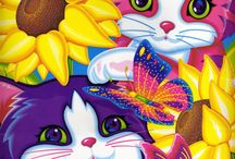 Lisa Frank / by Cathleen Morales