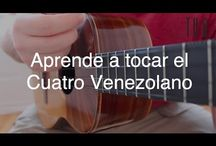El cuatro venezolano♡