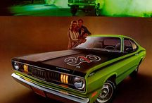 Plymouth_Duster / by Jason B