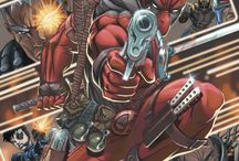 Comic Art - Deadpool