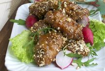 """All About: Chicken Wings / Everything wings / by Adelle """"Isay"""" Q-Lauifi"""