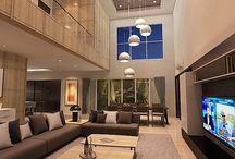 Residential Harapan 2 / Designed by Herschel Built for Residential Harapan 2. #interiordesignjakarta #desaininteriorjakarta #kontraktorjakarta #herschelbuilt